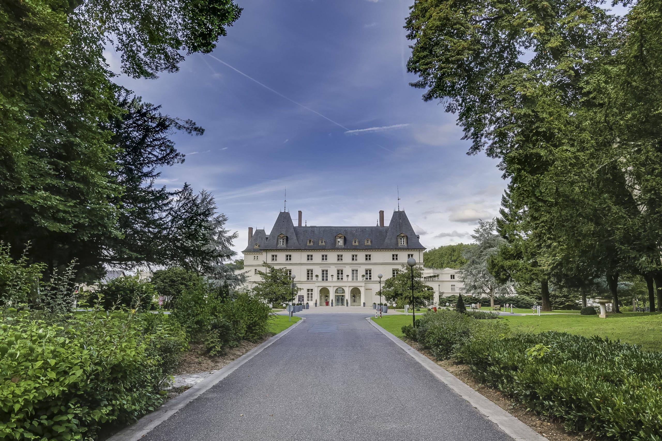 Les Domaines avec les plus grandes Capacités d'Accueil en Région Parisienne