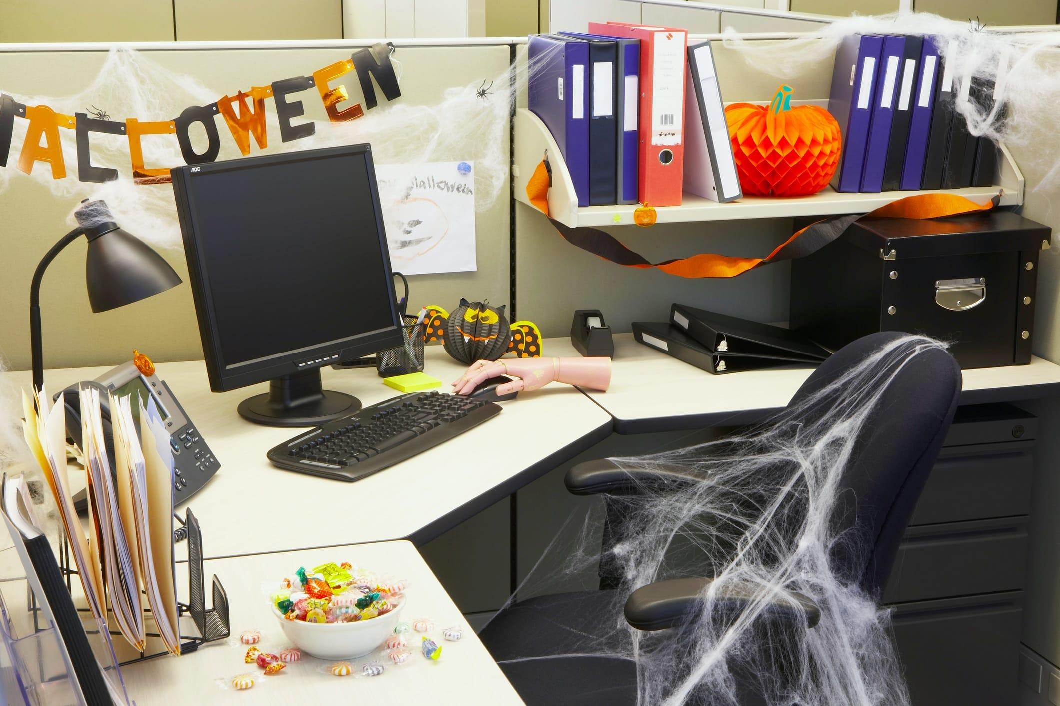 7 idées pour fêter Halloween au bureau , Kactus Blog, soyez