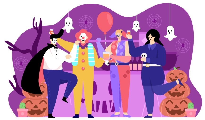 7 idées pour fêter Halloween au bureau