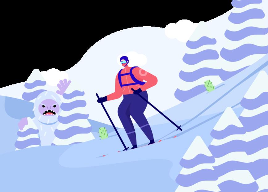 Le séminaire à la neige : toujours au sommet
