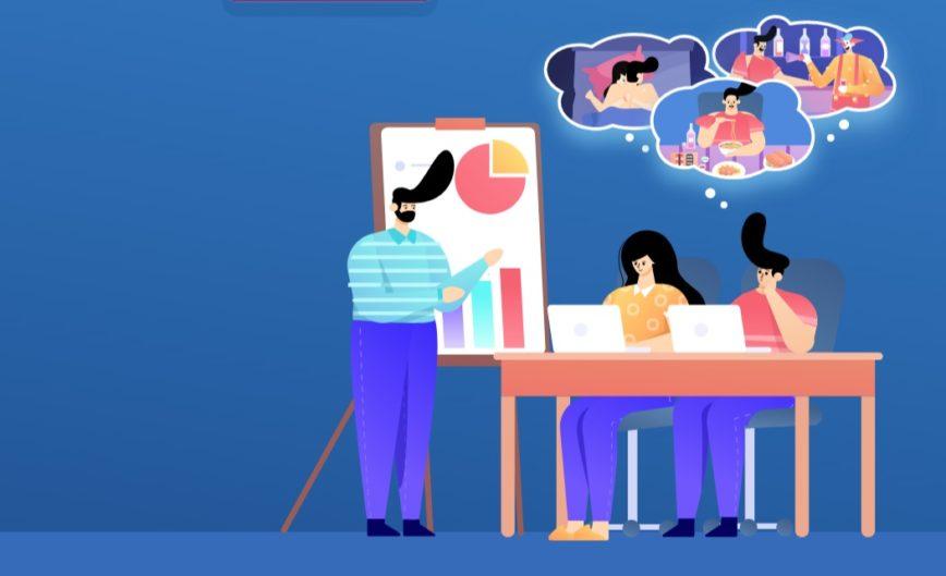 Infographie : savez-vous combien de temps vous passez en réunion ?