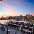 Summer Party sur la Seine