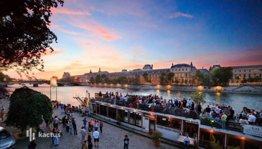 Summer Party à Paris : Top 10 des meilleures terrasses